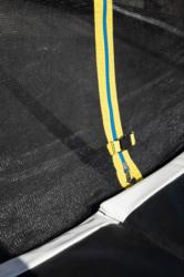 Ennakkomyynti! Trampoliini turvaverkolla 5,0m 120 jousta, i-Sport Air
