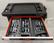 X-Rauta Työkaluvaunu työkaluilla 220-osaa / 3-VUODEN TAKUU!