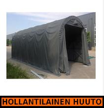 Caravantalli Prohall, 7,5m x 3,5m, korkeus 3,5m, 500g/m2 - HOLLANTILAINEN HUUTOKAUPPA!