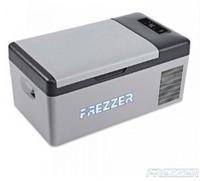 Frezzer 15L matkajääkaappipakastin kompressorilla DC 12/24 V, AC 230 V