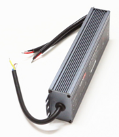 LED muuntaja 150W, 24V, IP67, Ultra-thin, Sanpu