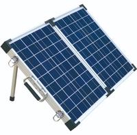Brightsolar 40W kannettava ja taitettava aurinkopaneeli, sis. säätimen