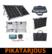 Brightsolar 40W kannettava ja taitettava aurinkopaneeli, sis. säätimen - PIKATARJOUS!