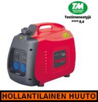 Timco 2000I Digitaaliaggregaatti 2,0kVA, Bensiini, TM-Testimenestyjä! - HOLLANTILAINEN HUUTOKAUPPA!