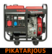 Timco TCLE5500SDG, 5kVA, 230V/400V diesel generaattori - PIKATARJOUS!