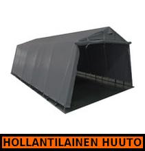 Pressutalli Prohall 7m x 3,4m, korkeus 2,2m, 500g/m2 - HOLLANTILAINEN HUUTOKAUPPA!