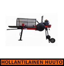 Pikahalkaisukone Timco 7tn, 51cm (halkaisuaika 2 sekuntia) - HOLLANTILAINEN HUUTOKAUPPA!