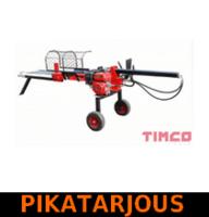 Timco 8tn, 102 cm, polttomoottori halkomakone - PIKATARJOUS!