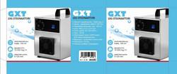 Otsonaattori GXT 10000mg