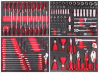 Timco Elite 14 ltk 489-osainen työkaluvaunu työkaluilla