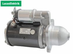 Starttimoottori Lucas LRS162, LES0010 (Case, JCB, Valmet, Valtra, Volvo BM)