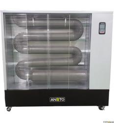 Aneto WAN-250 polttoainekäyttöinen infrapunalämmitin puhaltimella 30kW
