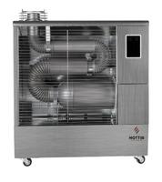 Hottia DIR-600 polttoainekäyttöinen infrapunalämmitin