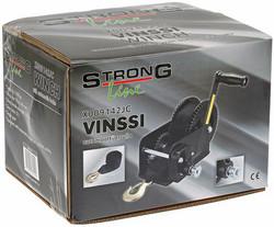 StrongLine Vinssi 1100kg, 10m liina, automaattijarru