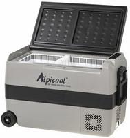 Alpicool matkajääkaappi 50L, 12/24V