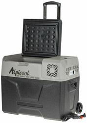 Alpicool matkajääkaappi 40L, 12/24V