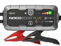 Apukäynnistin Noco BOOST + GB40, 12V, 1000A