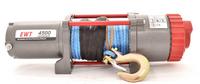 Moment 4500WR 12V 2041kg vinssi nylonköydellä, kauko-ohjain + langaton kauko-ohjain - PIKATARJOUS!