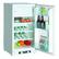Frezzer HR110GAS kaasujääkaappi-pakastin