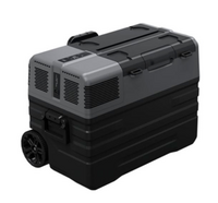 Ennakkomyynti! Frezzer Pro 52L matkajääkaappi 12/24V 230V