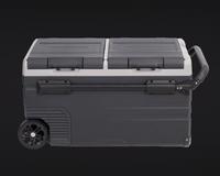 Ennakkomyynti! Frezzer Pro Dual 75L matkajääkaappi 12/24V 230V