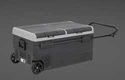 Frezzer Pro Dual 95L matkajääkaappipakastin 12/24V 230V