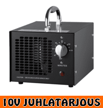 X-Rauta Otsonaattori 5000mg - 10V JUHLATARJOUS!