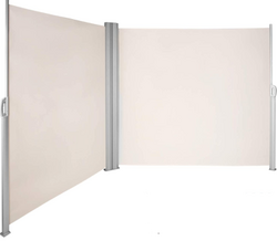 Green Land sivumarkiisi 180G 160x600 cm, beige