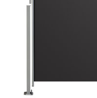 Green Land sivumarkiisi 180G 160x600cm, tummanharmaa