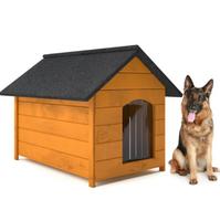 Wuffe XL eristetty koirankoppi, mänty