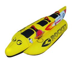 Ennakkomyynti! Spinera Rocket 3-hengen vedettävä vesilelu