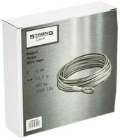 StrongLine Vinssin vaijeri 2000LB 4,0mm X 15,2m