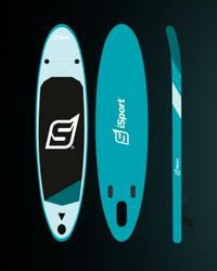 iSport SeaDevil Pro 330 SUP-lauta - PIKATARJOUS!