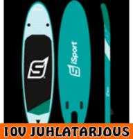 iSport SeaDevil Pro 330 SUP-lauta - 10V JUHLATARJOUS!