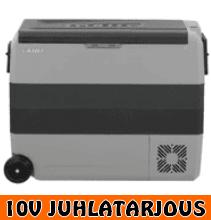 Frezzer Pro Dual 60L matkajääkaappipakastin 12/24V 230V - 10V JUHLATARJOUS!