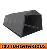 Pressutalli Prohall 7m x 3,4m, 500g/m2 - 10V JUHLATARJOUS!