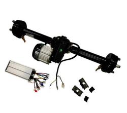 DIY 800 W sähköakseli