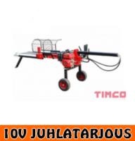 Timco 8tn, 102 cm, polttomoottori halkomakone - 10V JUHLATARJOUS!