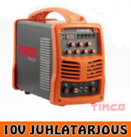 Timco TIG250WSME AC/DC-Pulssi-invertteri - 10V JUHLATARJOUS!
