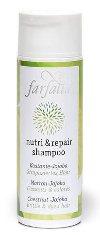 Korjaava – Kastanja-Jojoba shampoo