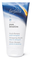 pure sensitive Suihku-Shampoo