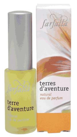 Eau de Parfum Terres d'aventure 10 ml