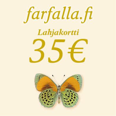 Lahjakortti 35 €