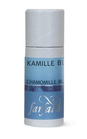 Eteerinen öljy Kamomilla, Sininen, Luomu (Kamille Blau) 1ml