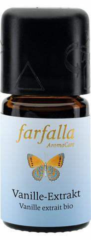 Eteerinen öljy Vanilja Luomu (Vanille-Extrakt) 5ml