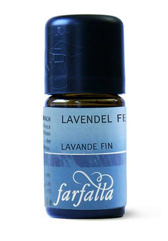 Eteerinen öljy Laventeli Fine, Luomu (Lavendel Fein) 10ml
