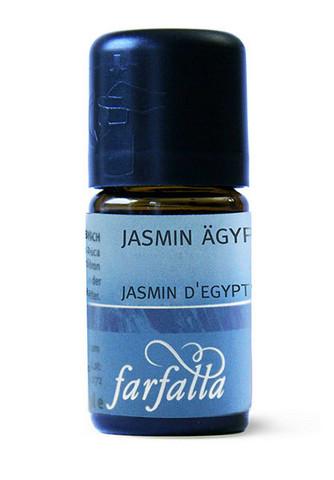 Eteerinen öljy Jasmiini, egyptiläinen 5% (Jasmin Ägypten) 5ml