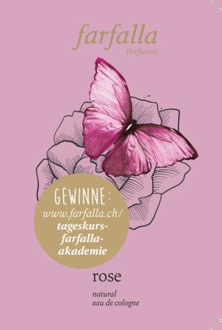 Ruusu Luomu Eau de Cologne 2ml