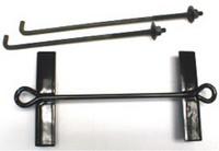 Akun Kiinnityssetti 1970-71