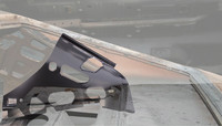 C-Pilarin sisempi pelti Oikea 1968-70 Charger